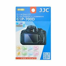 JJC GSP-700D Ultra Thin Glass LCD Screen Protector Cover for Canon EOS 700D 650D