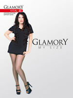 Glamory Vital 40 Support tights 40 Denier Style 50124 Black Sizes L to 4XL