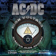 An Electronic Adventure to AC/DC-High Voltage ElectroClubRemixes Digi-CD -700023