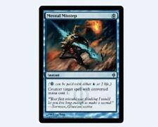 4x Mental Misstep MTG NPH New Phyrexia No38 Magic NM English UC card X4