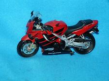 HONDA 600 F4 RED TOY MODEL BIKE