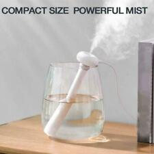 Portable smart home donut humidifier spray usb charging mineral water bottl I1L0