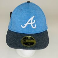 Atlanta Braves New Era 2017 Father's Day Low Profile 59FIFTY Fitted Hat 7 3/8