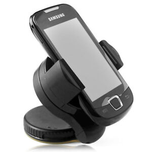 Universal 360 Rotation in Car Windscreen Suction Mount Mobile Phone Holder Stand