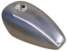 Ultima 3.4 Gal Rubber Mounted Big Capacity Gas Tank For Sportster 1994 and Later