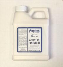 Angelus Matte Acrylic Finisher 16oz/pint