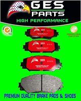 Front Premium Semi-Mettalic Brake Pads w//Shims D918