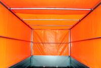 Original Stema Spriegel Untergestell 1 m Höhe für PKW Anhänger Bausatz Neu OVP