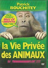 DVD ZONE 2--LA VIE PRIVEE DES ANIMAUX / BEST OF--PATRICK BOUCHITEY
