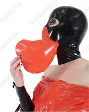 5671 Latex Rubber Gummi breathing bag Masks Hood customized catsuit 0.4mm unique
