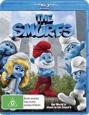 The Smurfs (Blu-ray, 2012) Brand New Sealed Free Postage Australia 🇦🇺