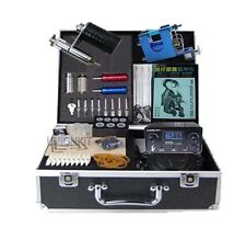 High Quality tattoo machine power needles tatoo equipment Complete kit