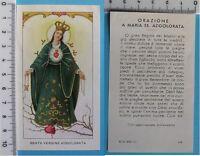Beata Vergine Addolorata con Orazione - n. 135 G. MI