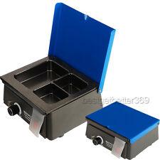 Calentador / fundidor de cera. Laboratorio de prótesis dental.3 Pot