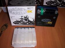 BATTERIA MAGNETI MARELLI YTX5L BS MALAGUTI F12 100 PEUGEOT SPEEDFIGHT TREKKER
