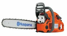 "Husqvarna 455 Rancher 20"" 55.5cc 3.5 HP Gas Powered Chain Saw X-Torq Chainsaw"