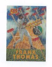 1995 SPORTFLIX FRANK THOMAS HAMMER TEAM INSERT CARD #HT2 NMMT HOF HALL OF FAME