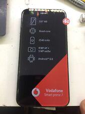 Originale Vodafone Smart Prime 7 Vfd600 Vfd 600 Lcd display touch Nero Completo