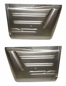 Front Floor Pans 1959-1960 Chevrolet Impala