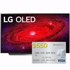 """LG 77"""" OLED77CXPUA CX 4K Smart OLED TV w/ AI ThinQ (2020)"""