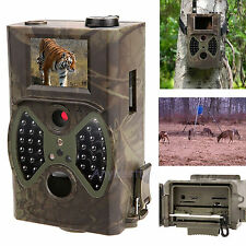 HD 12MP Hunting Trail Camera Video Scouting Infrared Night Vision HC-300A