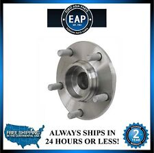 For 2004-2005 Mazda 3 2.0 2.3 L4 w/o ABS Front Axle bearing And Hub Assembly New