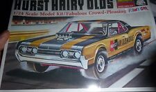 Monogram Hurst Hairy Olds 1/24 SSP Model Car Mountain KIT FS