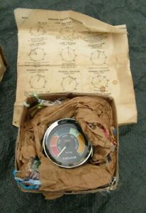 VINTAGE 1979 SMITHS VACUUM GAUGE NEW STILL BOXED FORD LOTUS ESCORT COSWORTH