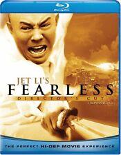 Jet Li - Fearless - Blu-ray - Chinese Cinema - New, Sealed & Mint!