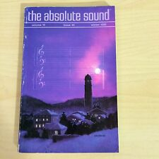 The Absolute Sound Issue Volume 10 Number 40, 1986 TAS Audio Research SP-11