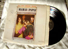 MAMA'S And The PAPA'S T90924 * CASS  JOHN MICHELLE DENNIE 66 NM LP RECORD ALBUM