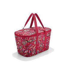 reisenthel coolerbag Einkaufstasche Isolierte Tasche Isotasche Paisley Ruby 20L