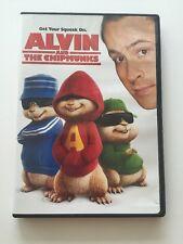 Alvin & The Chipmunks Dvd Jason Lee, Ross Bagdasarian Jr., Janice Karman, David
