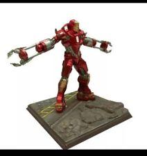 IRON MAN mark 35  Figura DRAGON Battlefield Collection  Marvel RED SNAPPER