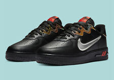 Nike Air Force 1 Black Nike Athletic Shoes for Men for Sale ...