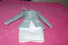 Franklin Mint Grey Suit For Franklin Mint Vinyl 16 Inch Diana Doll
