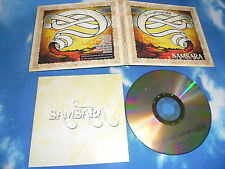 SAMSARA - THE GREAT UNRAVELLING 8 TRACK DIGIPACK CD**MINT**