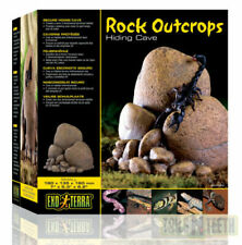 Exo Terra Rock Outcrops Small - SNAKES LIZARDS SPIDERS ETC