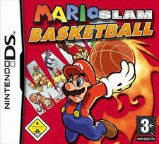 Nintendo DS Mario Slam Basketball top Zustand 2006
