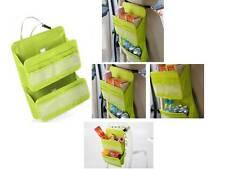 Car Back Seat Tidy Multi Pocket Hanging Storage Bag Organiser Auto Travel Holder
