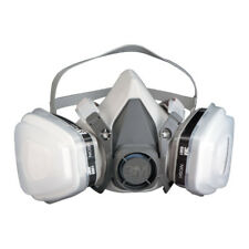 3m 53p71 Paint Spray And Pesticide Respirator Large