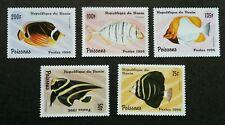 Never Hinged 1999 Aquarium Fish Benin 1163-1168 Unmounted Mint Stamps