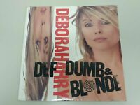 JJ8- DEBORAH HARRY DEF DUMB & BLONDE VIN LP 1989 NUEVO PRECINTADO