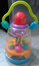 Vintage 1999 Hasbro Playskool Bee Hive Spinning Poppin Baby/Toddler Toy