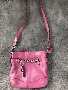 Pink Coach Bag - New