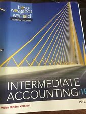 Intermediate Accounting by Jerry J. Weygandt, Donald E. Kieso and Terry D....