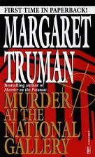 Murder at the National Gallery by Margaret Truman (1997, Paperback)