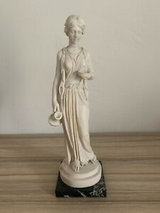"""Vintage,A.Santini """"Hebe"""" Godess Of Youth Statue"""