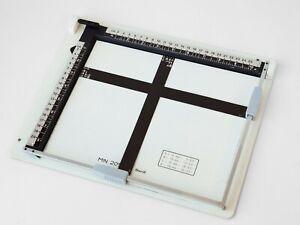 """Durst Photographic 8x10"""" (20x25cm)  Adjustable Margins Masking Frame Easel"""