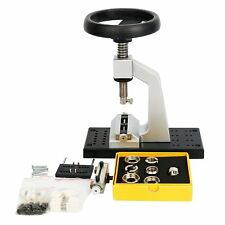 5700# Bench Watch Opener Case Back Press & Accessories Watch Repair Tool Set CA